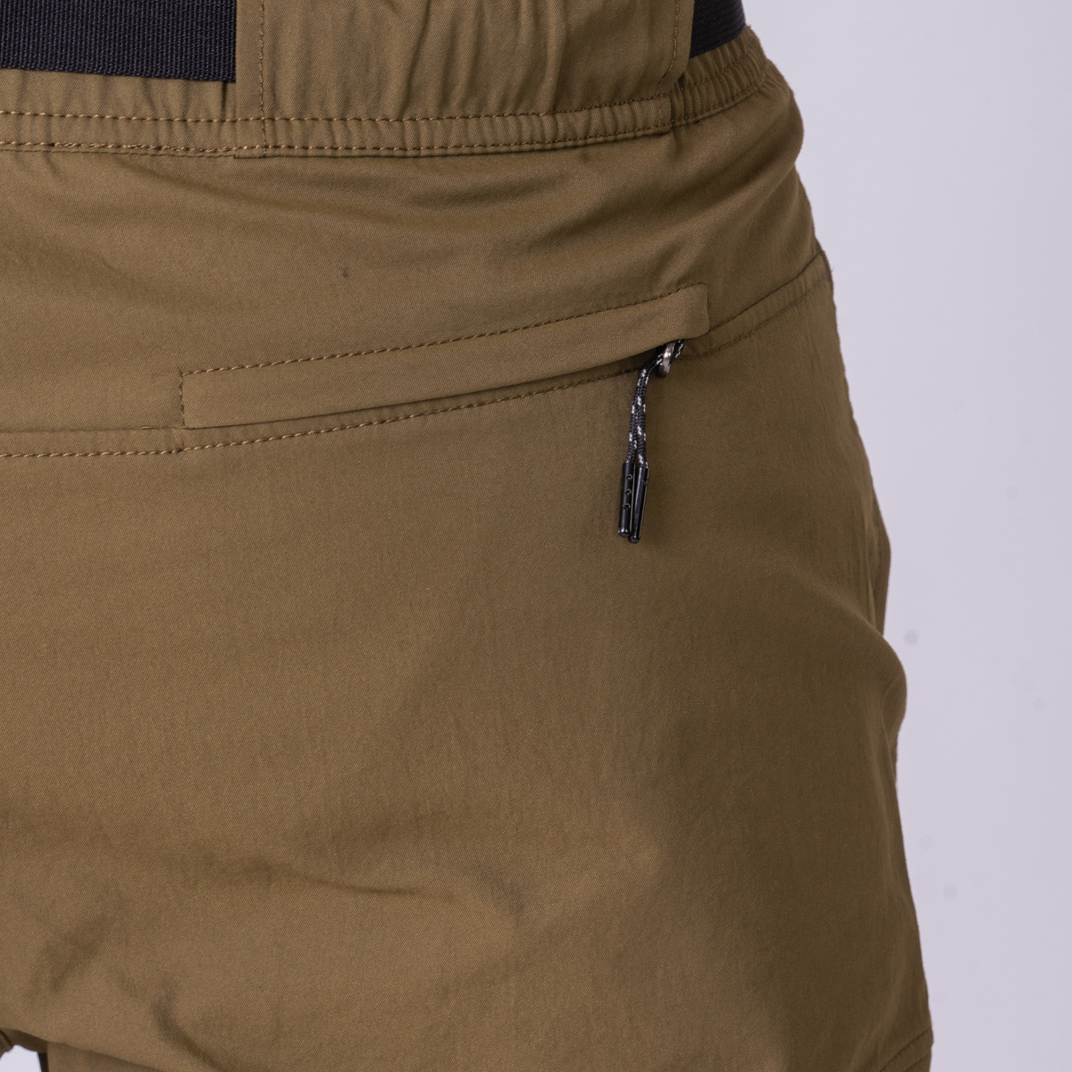 Function Cargo 9 inch Shorts for Men in Olive | Gym Aesthetics