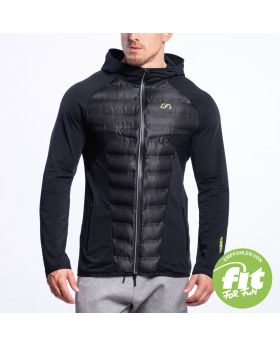 Gym Aesthetics | Ultrasonic 2.0 Training  Jacke für Herren in Schwarz - preview
