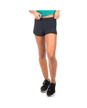 "Two in one shorts ""Diversity"" 2-layer ladies black"