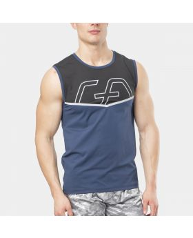 "Fight Shirt ""RAWSTRNGTH"" für Herren in Blau 
