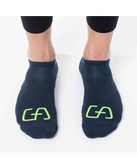 Gym Aesthetics | Kurze Performance Sportsocken in Marineblau - previw