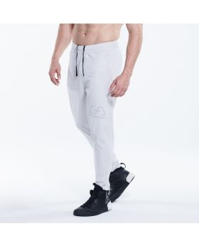 Gym Aesthetics | Straight Pants for Men in Grey - previw