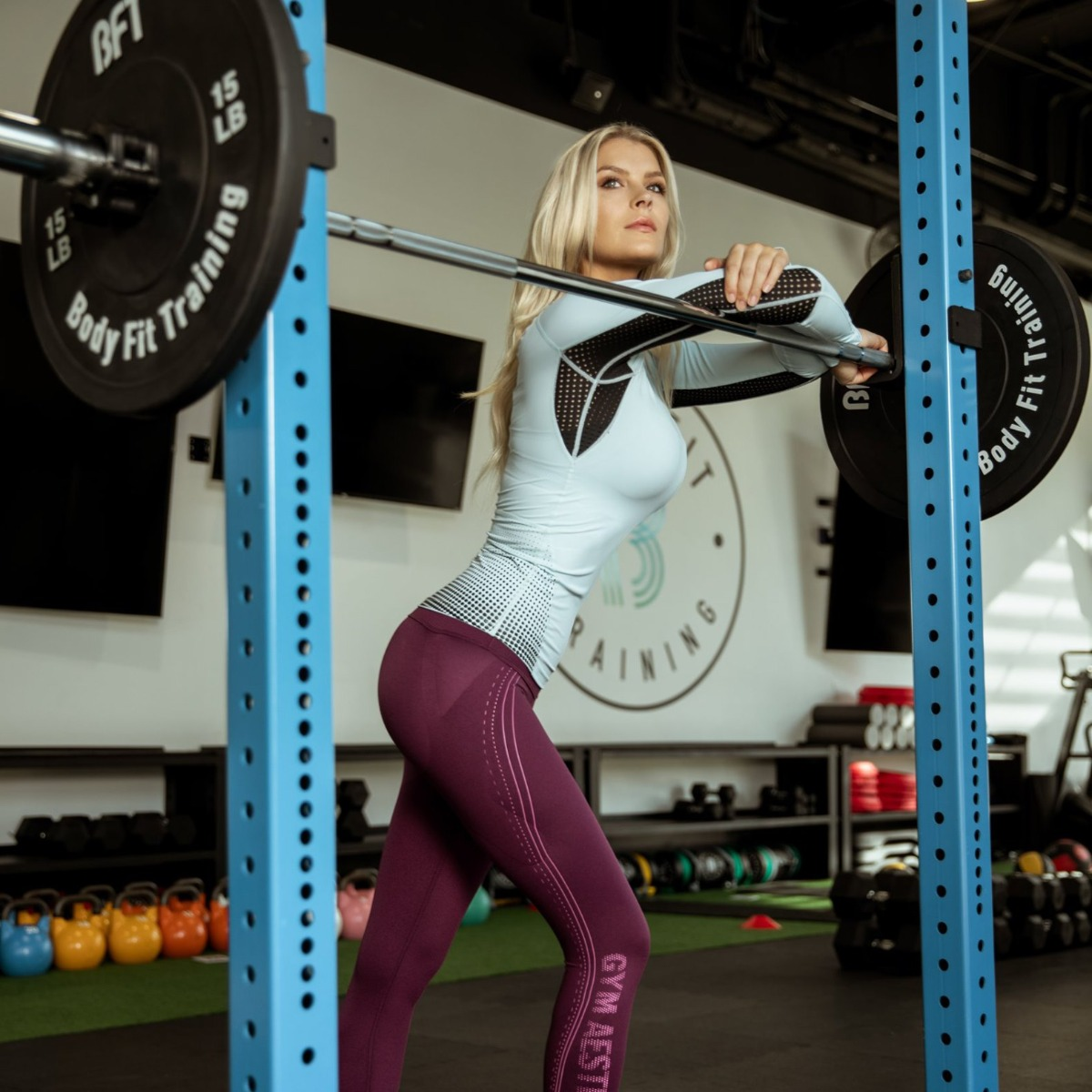 Compression collection for women's fitness and women's fashion with shape up function | Gym Aesthetics