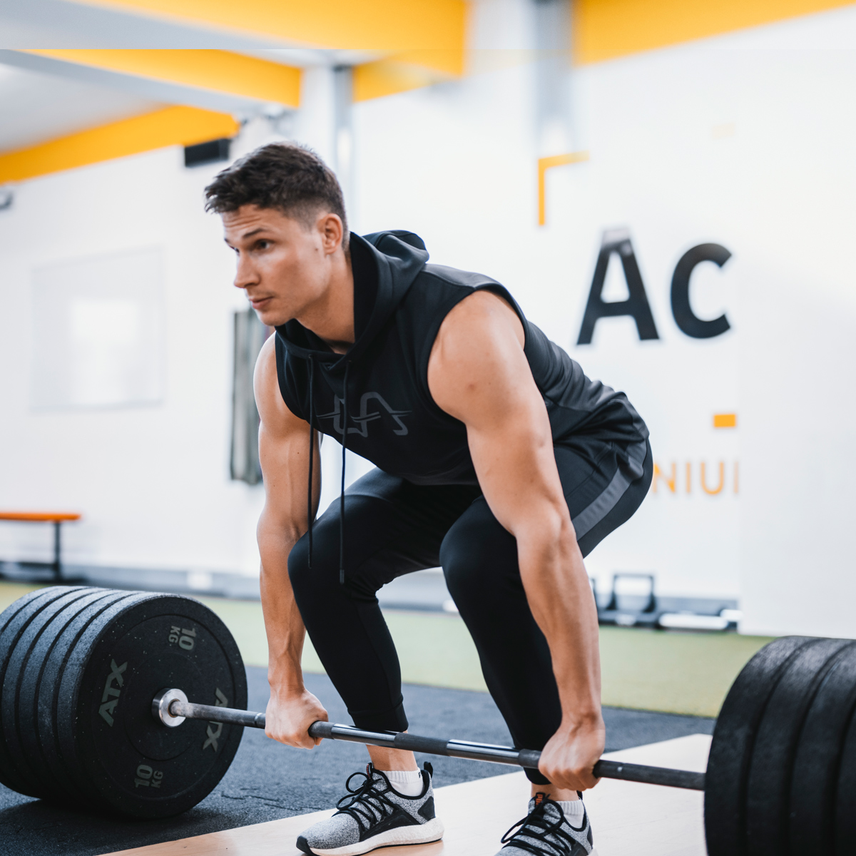 Life for fitness - men's collection | Gym Aesthetics